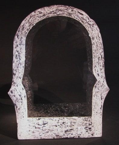 Forme brève I sculpture contemporaine de Bernard Dejonghe exposé a La Baule Galerie Tony Rocfort