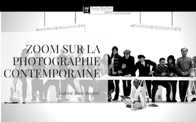 Zoom sur la photographie contemporaine