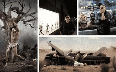 À la découverte d'un grand photographe contemporain : Gérard Rancinan