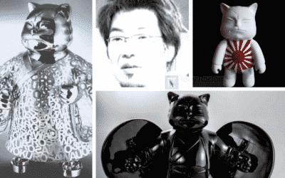 Découvrez l'artiste Japonais Hiro Ando à La Baule à partir du 24 Décembre