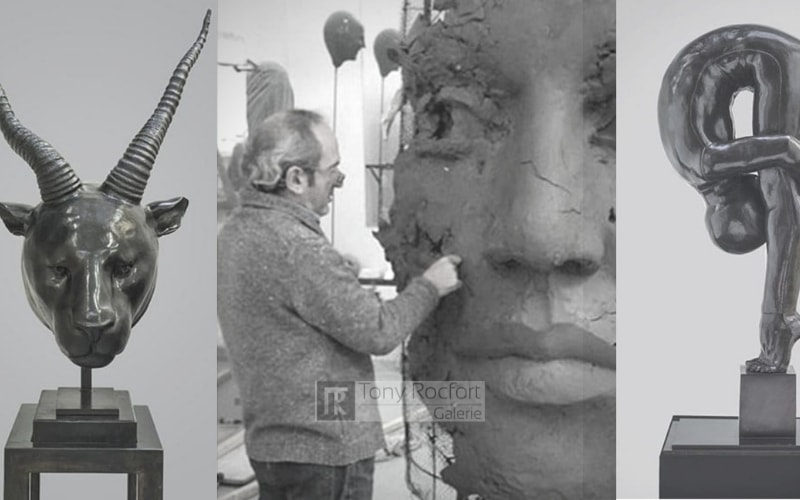 artiste mauro corda sculpteur