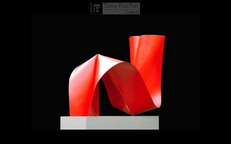 L'histoire de Francesco Moretti un artiste contemporain sculpteur atypique de metal