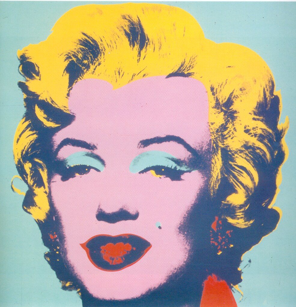 Marilyn d'Andy Warhol