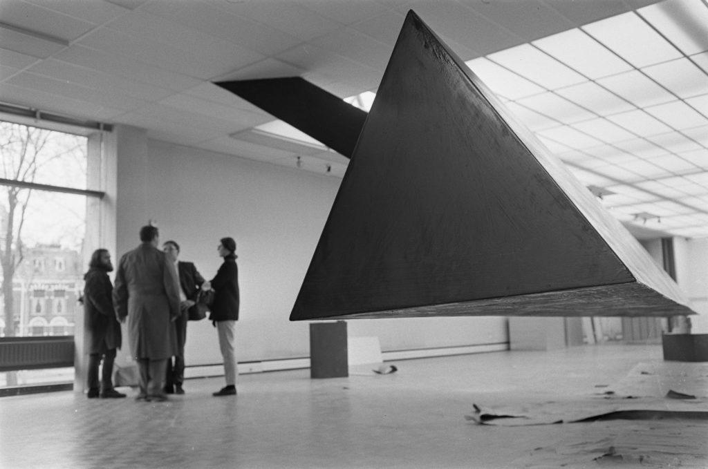 Le mouvement minimaliste de l'art contemporain