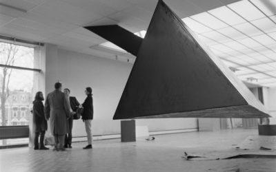 L'histoire de l'art contemporain