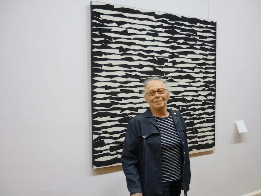 Vera Molnar précurseuse de l'art informatique